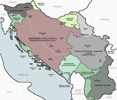 Occupation of Yugoslavia, 1941-43