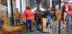 Exposición Geyperman en el Museo del Ferrocarril