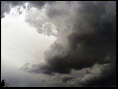 nuvole da temporale