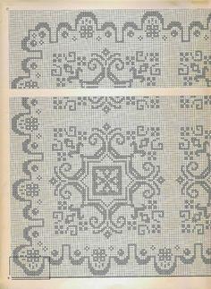 Crochet: Bedspread s