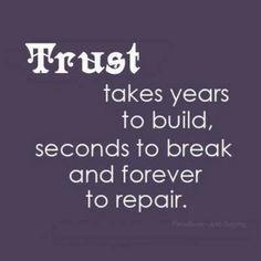 Trust, quotes...Fact!