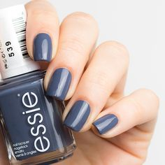 Essie 539 Anchor Down Spring Collection 2018 Swatch