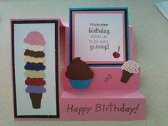Birthday Ice Cream Cone