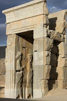 Persepolis - Shiraz - Iran | تخت جمشید - شیراز