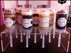 cupcake push-pops!