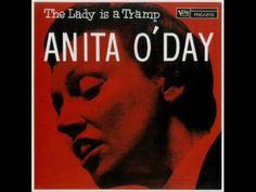 Anita O'Day- When Sunny Gets Blue (+playlist)