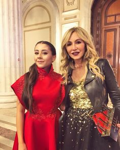Anastasia Beverly Hills and Nicole Cherry.two Romanians that made it far.and are still going on.i am proud of Romania and it's people Anastasia Beverly Hills, Romania, Cherry, Formal Dresses, People, Hair, Fashion, Dresses For Formal, Moda