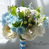 Магазин мастера Екатерина Рязанова Цветы из глины: букеты, цветы, интерьерные композиции, броши, диадемы, обручи
