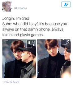 EXO-Ls know that's what was most likely said^.^