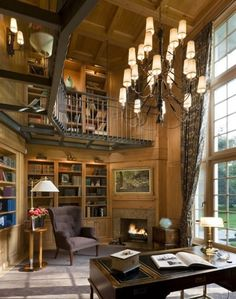 Remarkable Bibliotecas Tetos And Bosques On Pinterest Largest Home Design Picture Inspirations Pitcheantrous