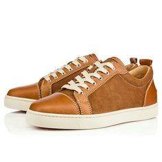 0448fde007c0 Louis Junior Men s Flat - Red Bottom Christian Louboutin Shoes Louboutin  Online