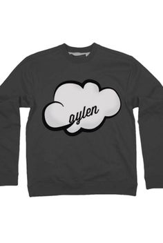 Cloud Crewneck Sweatshirt by my favorite youtuber, size large