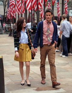 preppy love (KJP via Julie Leah)