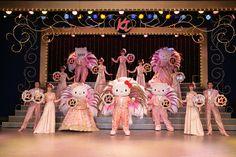 Sanrio Puroland  Hello Kitty Theme park!