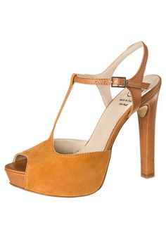 Bagatt - High Heel Sandalette - braun