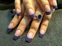 Purple Passion by Pyrategirl - Nail Art Gallery nailartgallery.nailsmag.com by Nails Magazine www.nailsmag.com #nailart