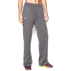 01d75f97847 Under Armour Women s Armour Fleece Team Pants ( 50) ❤ liked on Polyvore  featuring activewear