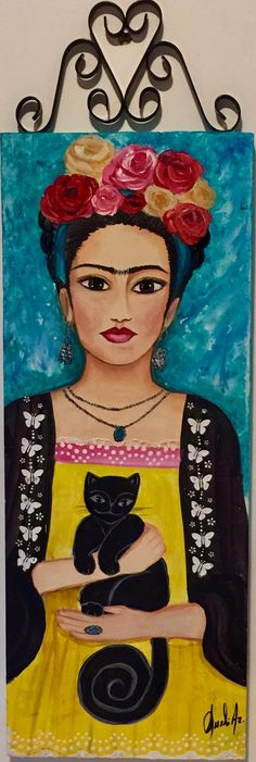 Frida pintada para Sonia em 08/2017 Spanish Pictures, Great Pictures, Frida E Diego, Todo List, Diego Rivera, My Muse, Mexican Folk Art, Artist Life, Spanish Class