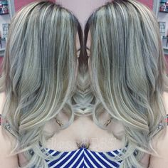 Dirty root ombre hair by @jess8585 on Instagram