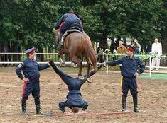 dangerous horse pictures | Dangerous horse stunt | Stunts