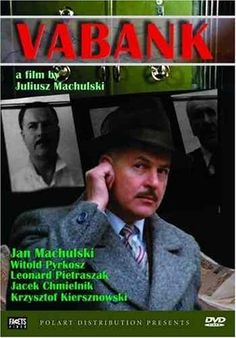 Vabank, set in Warsaw in 1930's. After six years in jail, framed for bank robbery by an accomplice, the legendary Kwinto has only revenge on his mind. He is a safecracker in the old style, a thief with a sense of pride and loyalty. Upon leaving the jail he learns that his friend with whom he played in the jazz band has been murdered by the same guy - now a bank president - who sent him to prison. ...