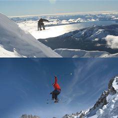 Donde hay nieve hay diversión. Disfrutá de las actividades más divertidas ante la mirada del Aconcagua en #Mendoza.