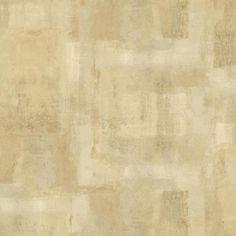 Tissue Paper Blocks Wallpaper in Neutrals by York Wallcoverings