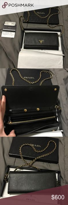 Pre-loved authentic Prada WOC. No trades. Low ballers will be ignored. Prada Bags Crossbody Bags