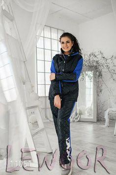 Практичный стёганый спортивный костюм тройка (XL+) - купить оптом и в  розницу, 0c2d9276339