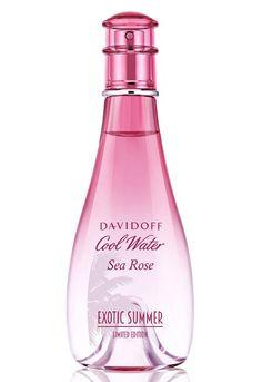 Cool Water Sea Rose Exotic Summer Davidoff parfem - novi parfem za žene 2016