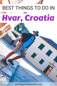 Hvar is another jewel of the Adriatic Sea rich in culture, natural monuments & historical sights. Here are my top 6 things to do in Hvar town Balkan travel | Croatia travel | things to do in Hvar Croatia | Hvar Croatia things to do | Hvar Croatia things to do bucket lists Hvar | island Croatia things to do | top things to do in Hvar | Croatian islands travel Hvar Croatia, Visit Croatia, Croatia Travel, European Travel Tips, European Destination, Backpacking Europe, Hvar Island, Croatian Islands, Christmas In Europe