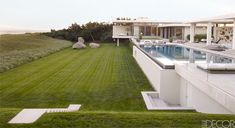 The Southampton, New York, home of designer Kelly Behun and her family.