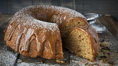 Krydderkake med HaPå-glasur   Godt.no No Bake Desserts, Bagel, Bread, Baking, Food, Recipes, Bakken, Breads, Meals