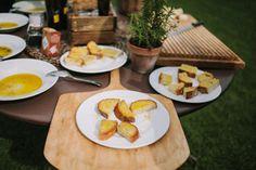 Wedding Planner Barcelona: Detallerie. Buffet mediterráneo. Mediterranean buffet.
