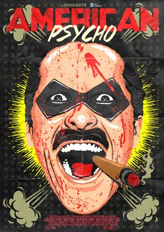 Butcher Billy's American Psychos Bloody Project on Behance