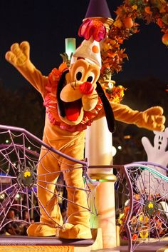 Pluto at Disney Character Central