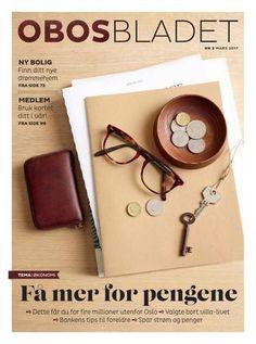 OBOS-bladet nr 2 2017  Tema: Økonomi