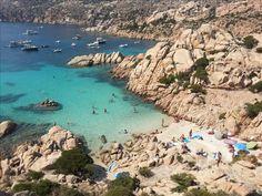 Cala Coticcio: seconda spiaggia (fonte: Piombino Silvia)
