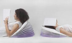 bina baitel studio + luce couillet fold inflatable soufflet pillow