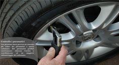 Manutenzione di pneumatici Dei pneumatici gonfiati in modo improprio possono influire fino al 7% sul chilometraggio del carburante, per non parlare dei pericoli sulla sicurezza. Assicurati che i pneumatici siano gonfiati correttamente, ruotati e controllati regolarmente. #pneumaticiestivi