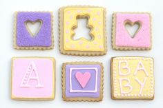 baby heart cookies | ... my fave is that heart fondant sweetsugarbelle yes the heart is fondant