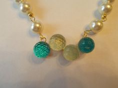 Necklace Uniquely You by TheBarefootBombshell on Etsy, $30.00