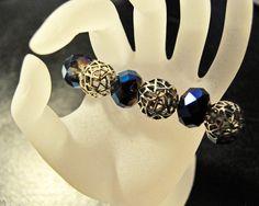 STRanger Midnight Blue Bracelet - $42 sheristranger.com