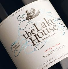 The Lake House any excuse to try a new wine  wine / vinho / vino mxm