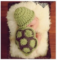 I will make my future children (if i have them) into Baby Turtles