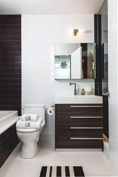 Modern Comfy Bathroom ║ Via ║ Goodlife
