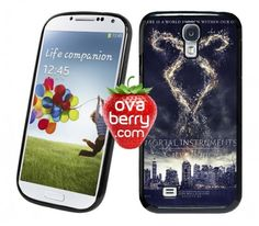 The Mortal Instruments City of Bones iPhone and Samsung Galaxy Phone Case