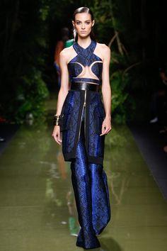 [17] Balmain Spring 2017 Ready-to-Wear Collection