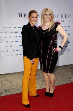 Pin for Later: 40 Stars, die auch nicht genug von Helene Fischer bekommen Mit Beatrice Egli