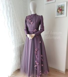 ✔ Fashion Dresses Night Parties Source by vorleaktep dresses hijab Hijab Prom Dress, Muslimah Wedding Dress, Hijab Evening Dress, Evening Dresses, Hijab Wear, Most Beautiful Dresses, Elegant Dresses, Estilo Abaya, Hijabi Gowns